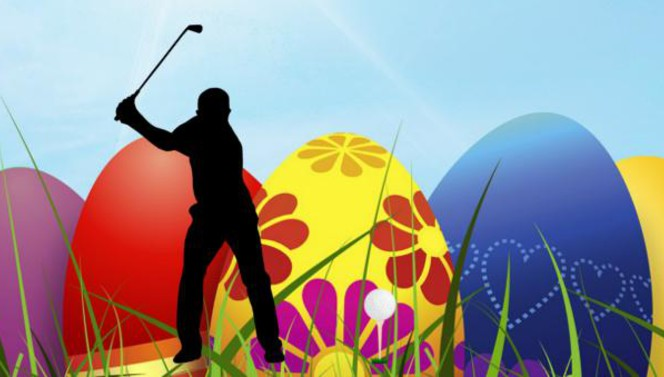 Golf at Easter